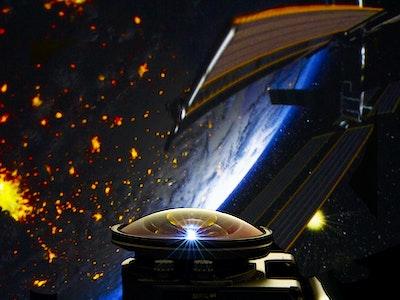 Planetarium-composite