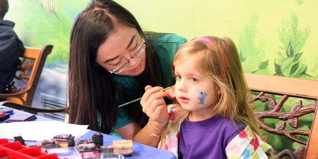 Dpn Birthday Face Painting