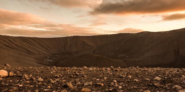 Mars_Volcano