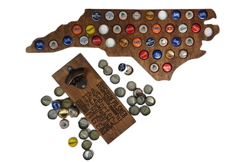 Bottle-Cap-Map