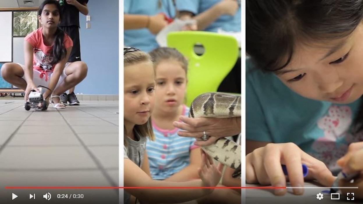Summer Camp Video Capture